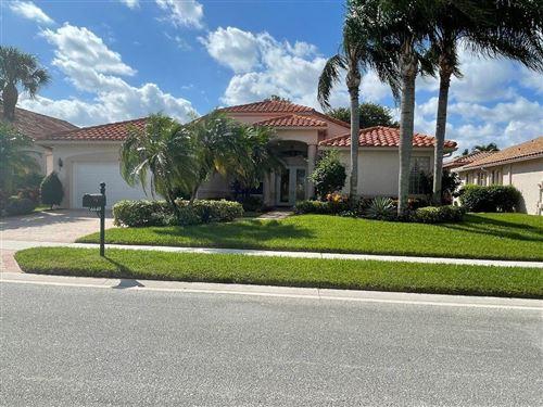 Photo of 6640 Catania Drive, Boynton Beach, FL 33472 (MLS # RX-10749530)
