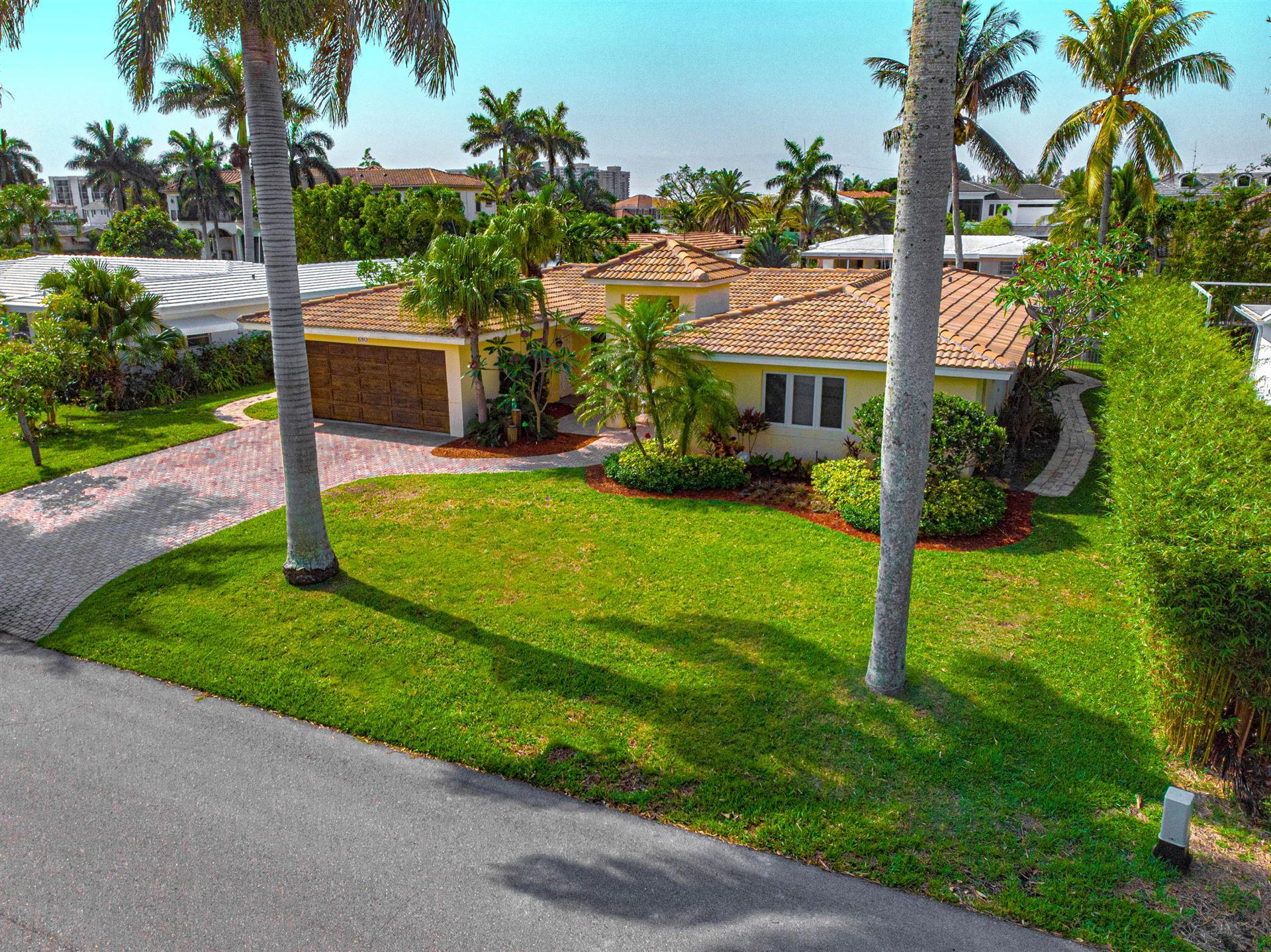 680 NE Marine Drive, Boca Raton, FL 33431 - #: RX-10618530