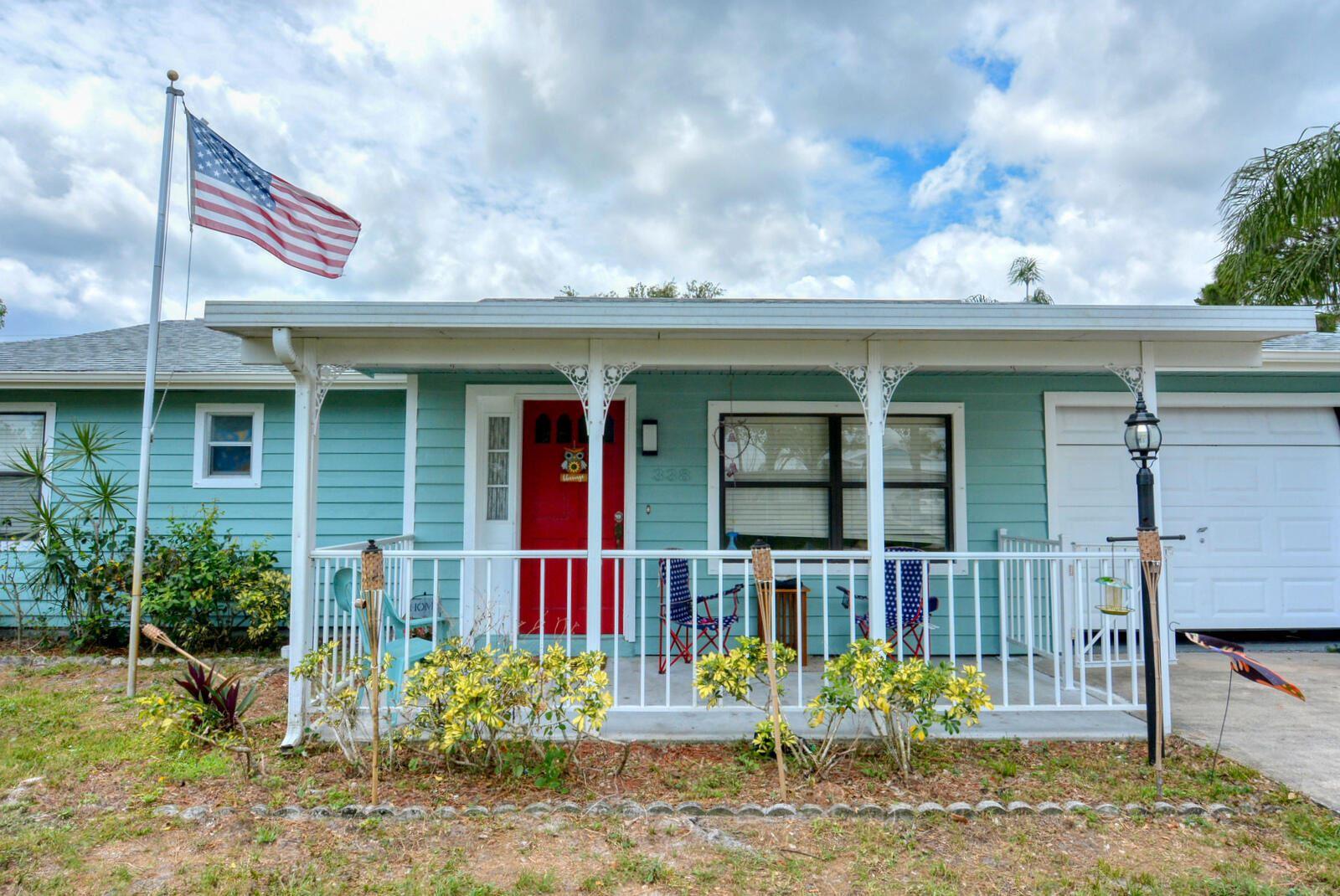 338 NE Greenbrier Avenue, Port Saint Lucie, FL 34983 - MLS#: RX-10715530