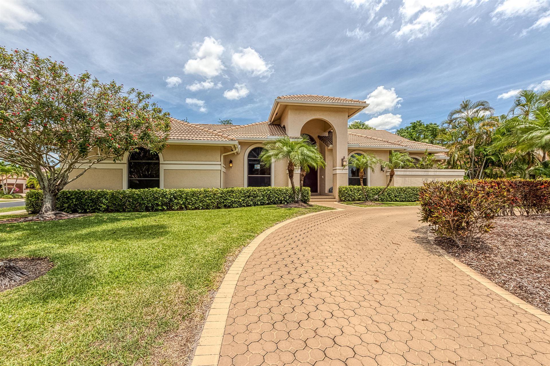 7131 Montrico Drive, Boca Raton, FL 33433 - #: RX-10620531