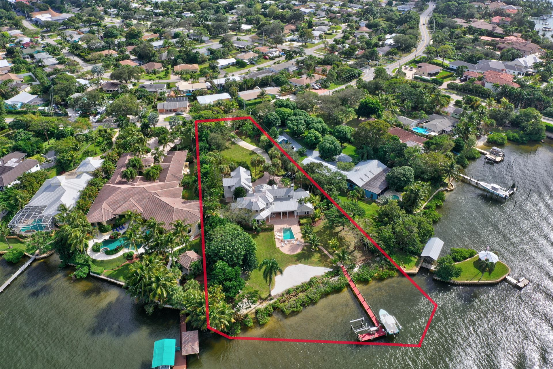 19207 N Riverside Drive, Tequesta, FL 33469 - #: RX-10668531
