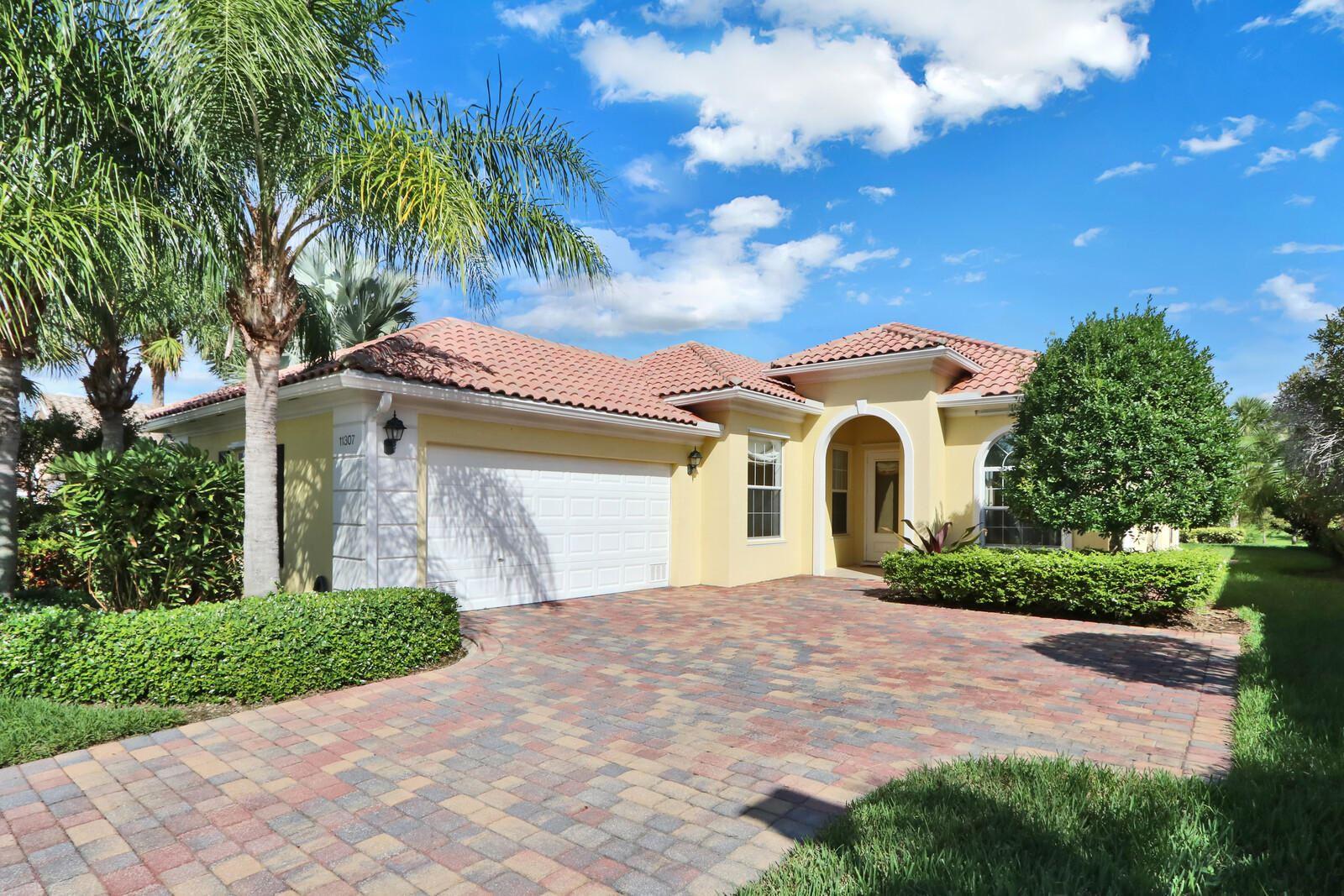 11307 SW Rockingham Drive, Port Saint Lucie, FL 34987 - #: RX-10672531