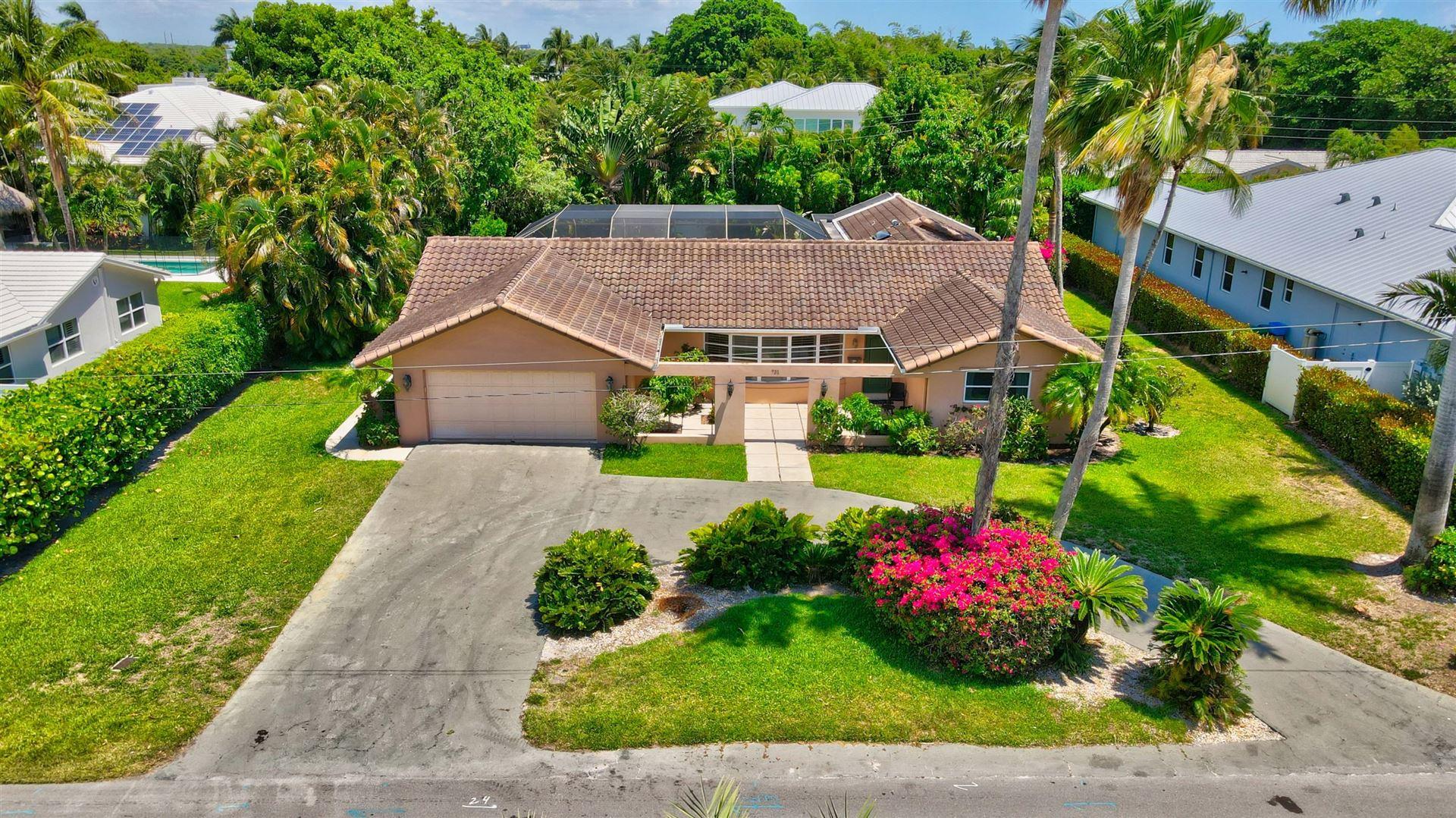 731 Lake Shore Drive, Delray Beach, FL 33444 - MLS#: RX-10716531