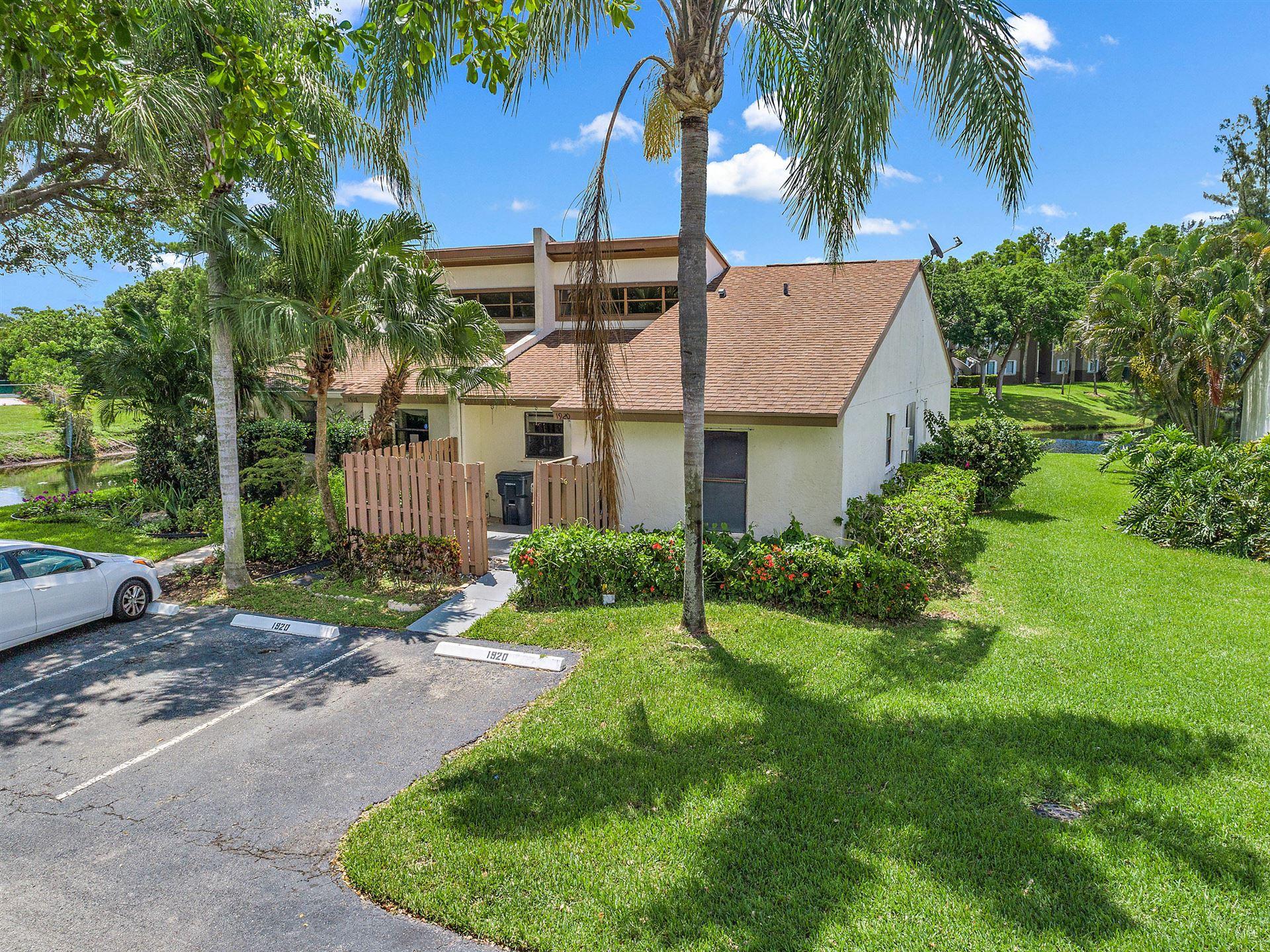 1920 Monks Court, West Palm Beach, FL 33415 - MLS#: RX-10733531