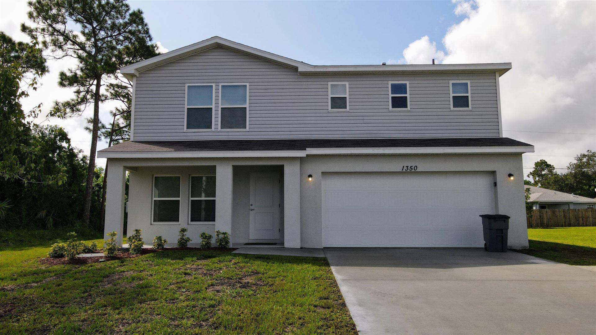 1350 SW Paar Drive, Port Saint Lucie, FL 34953 - #: RX-10743531