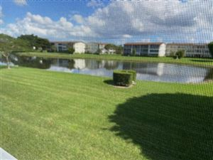 Photo of 63 Brighton B, Boca Raton, FL 33434 (MLS # RX-10577532)