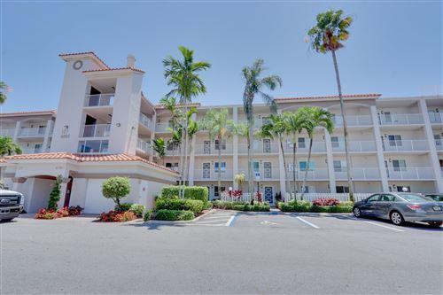 Photo of 6080 Huntwick Terrace #105, Delray Beach, FL 33484 (MLS # RX-10714532)
