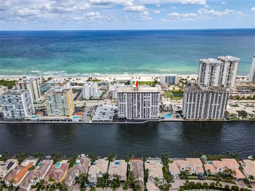 Photo of 1500 S Ocean Drive #4e, Hollywood, FL 33019 (MLS # RX-10753532)