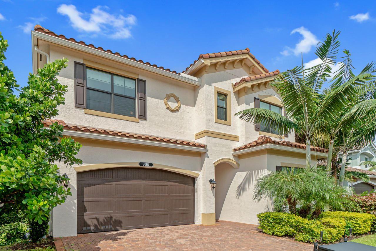 8067 Lemon Serpentine Lane, Delray Beach, FL 33446 - #: RX-10628532