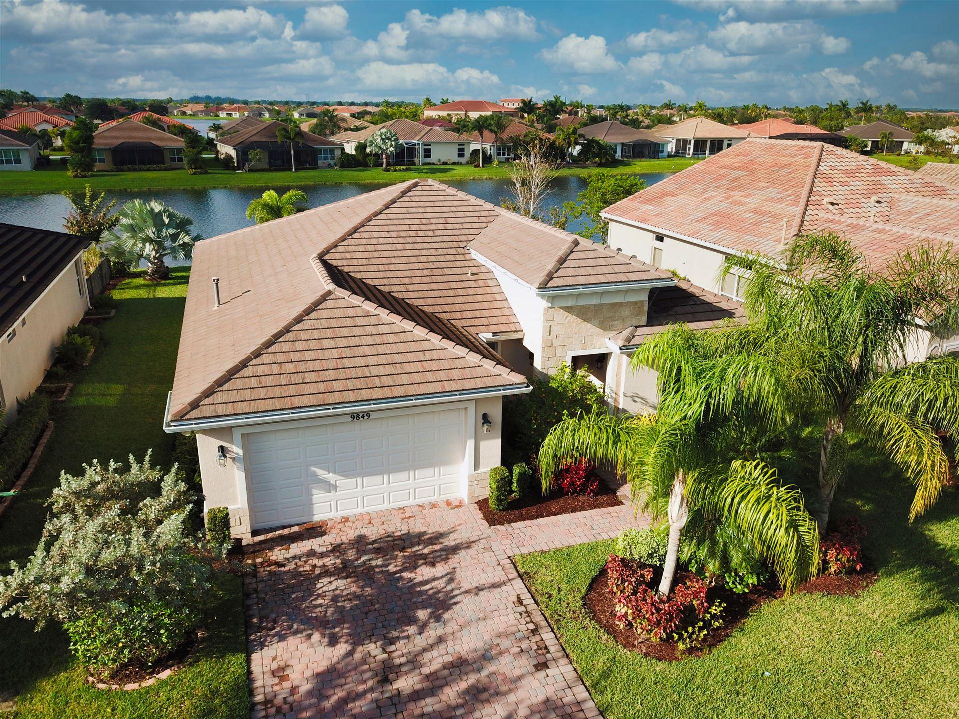 9849 SW Carrotwood Circle, Port Saint Lucie, FL 34987 - #: RX-10671532