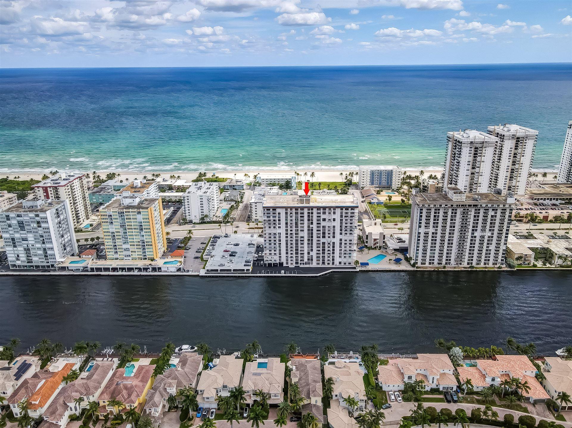 1500 S Ocean Drive #4e, Hollywood, FL 33019 - MLS#: RX-10753532
