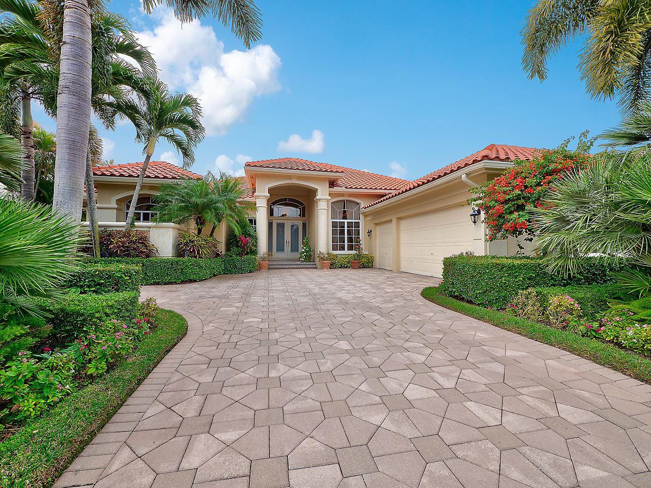 Photo of 1002 Grand Isle Way, Palm Beach Gardens, FL 33418 (MLS # RX-10687533)