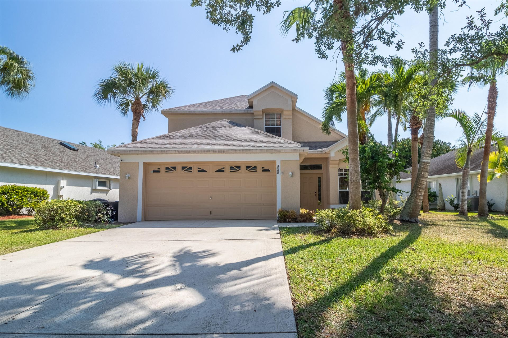 805 NW Waterlily Place, Jensen Beach, FL 34957 - #: RX-10711533