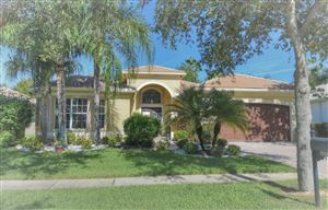 Photo of 9744 Baywood Park Lane, Delray Beach, FL 33446 (MLS # RX-10484534)