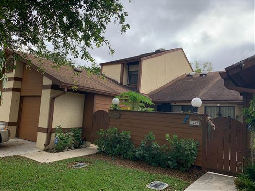 Photo of 3696 S Timberline Drive, West Palm Beach, FL 33406 (MLS # RX-10673534)