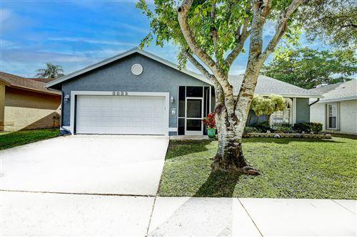 Photo of 3832 NW 59th Street, Coconut Creek, FL 33073 (MLS # RX-10682534)