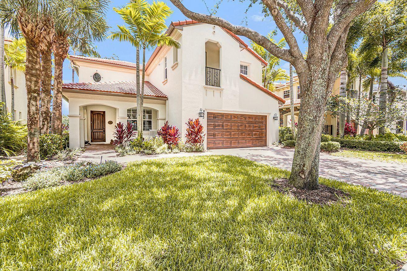 Photo of 833 Madison Court, Palm Beach Gardens, FL 33410 (MLS # RX-10628534)