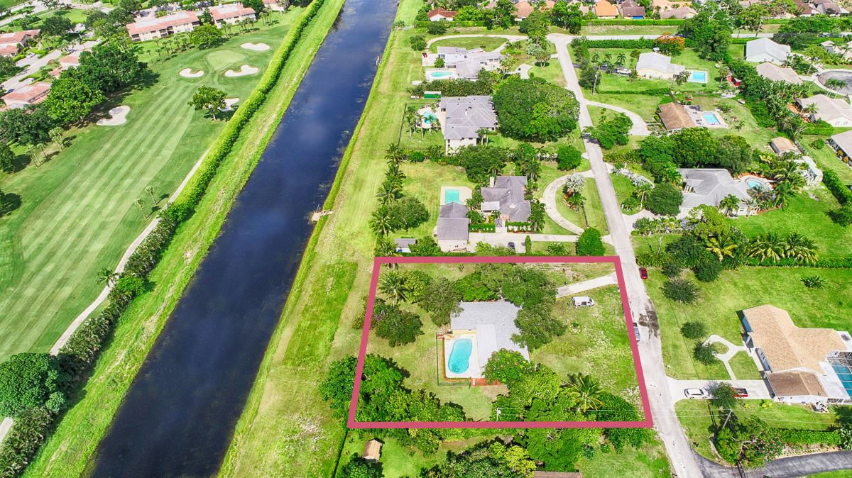 Photo of 3623 Lone Pine Road, Delray Beach, FL 33445 (MLS # RX-10685534)