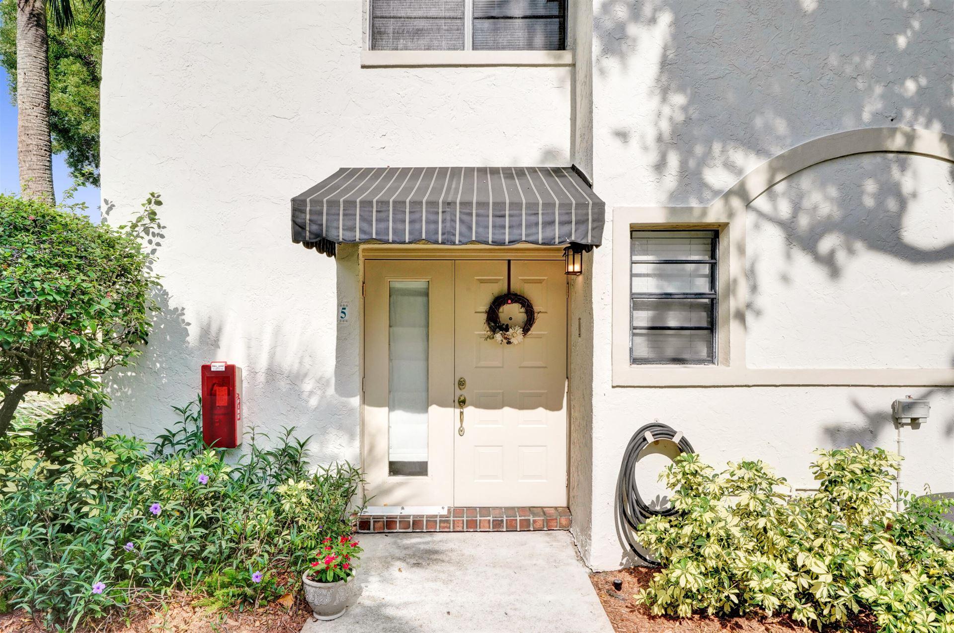7200 NW 2nd Avenue #5, Boca Raton, FL 33487 - MLS#: RX-10734534