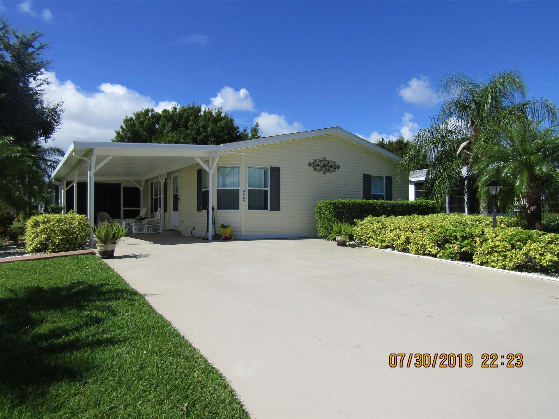 3717 Spatterdock Lane, Port Saint Lucie, FL 34952 - MLS#: RX-10754534