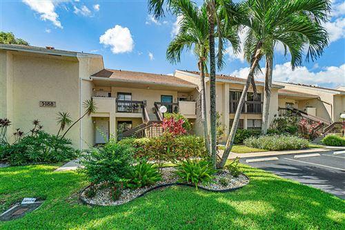 Photo of 5153 Oak Hill Lane #516, Delray Beach, FL 33484 (MLS # RX-10711535)