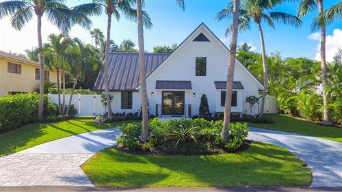 Photo of 18 Hersey Drive, Ocean Ridge, FL 33435 (MLS # RX-10753535)