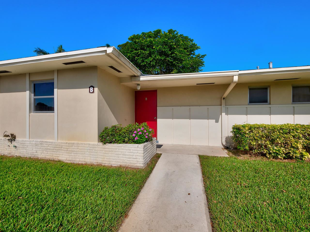 2826 Ashley Drive E #B, West Palm Beach, FL 33415 - #: RX-10635535