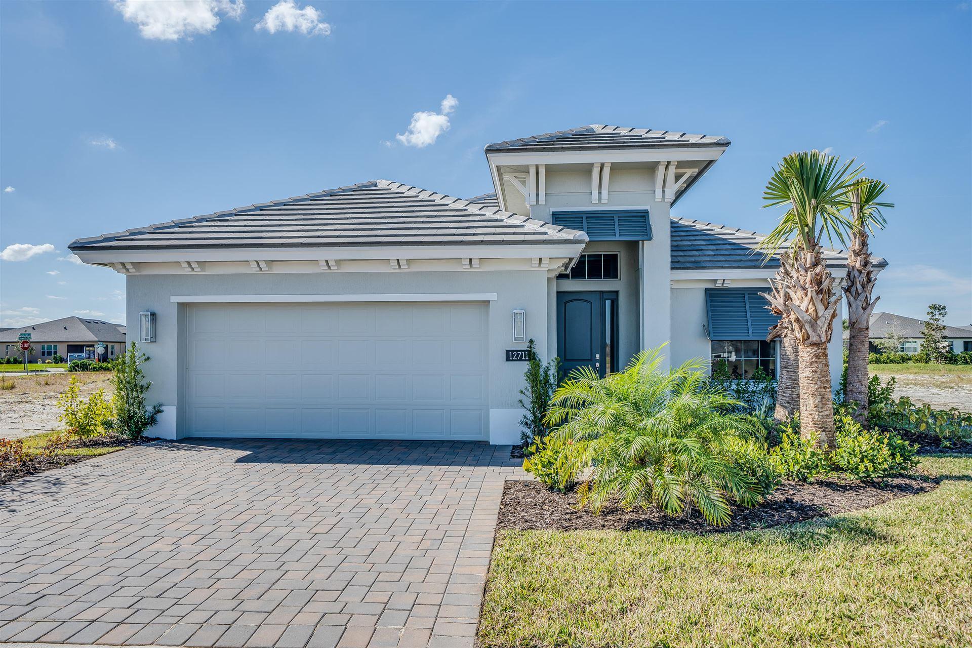 12609 SW Sunrise Lake Terrace, Port Saint Lucie, FL 34987 - #: RX-10704536