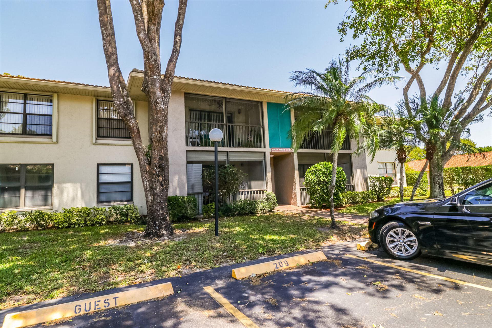 Photo of 9810 Pineapple Tree Drive #210, Boynton Beach, FL 33436 (MLS # RX-10708536)