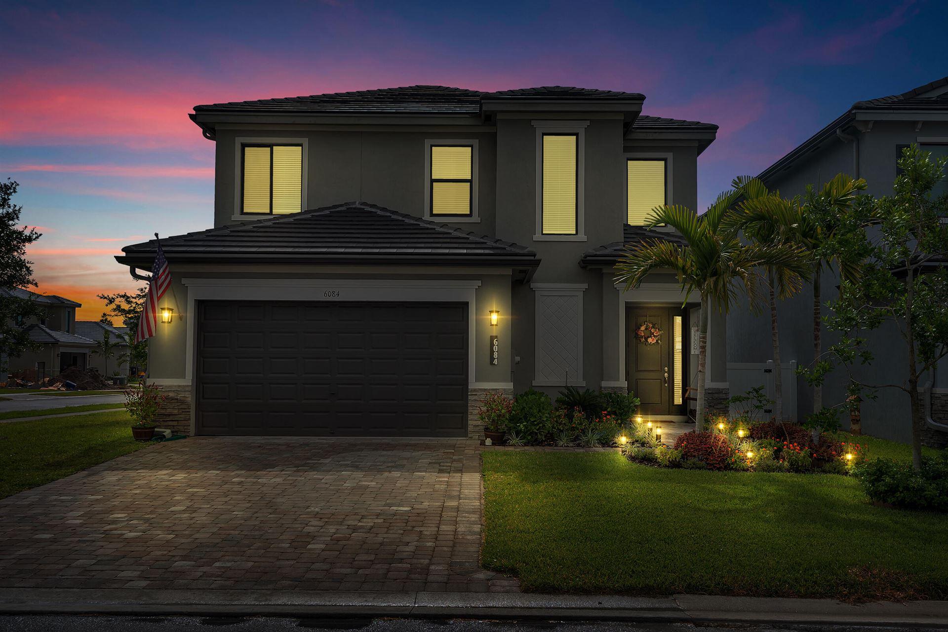 6084 Yerba Buena Court, Lake Worth, FL 33467 - #: RX-10721536