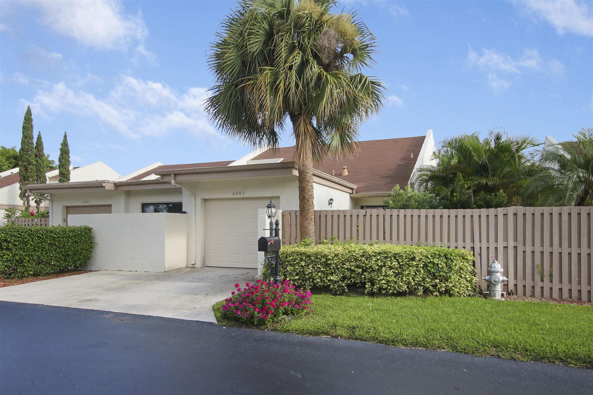 6485 Amarillo Lane, Boca Raton, FL 33433 - MLS#: RX-10742536