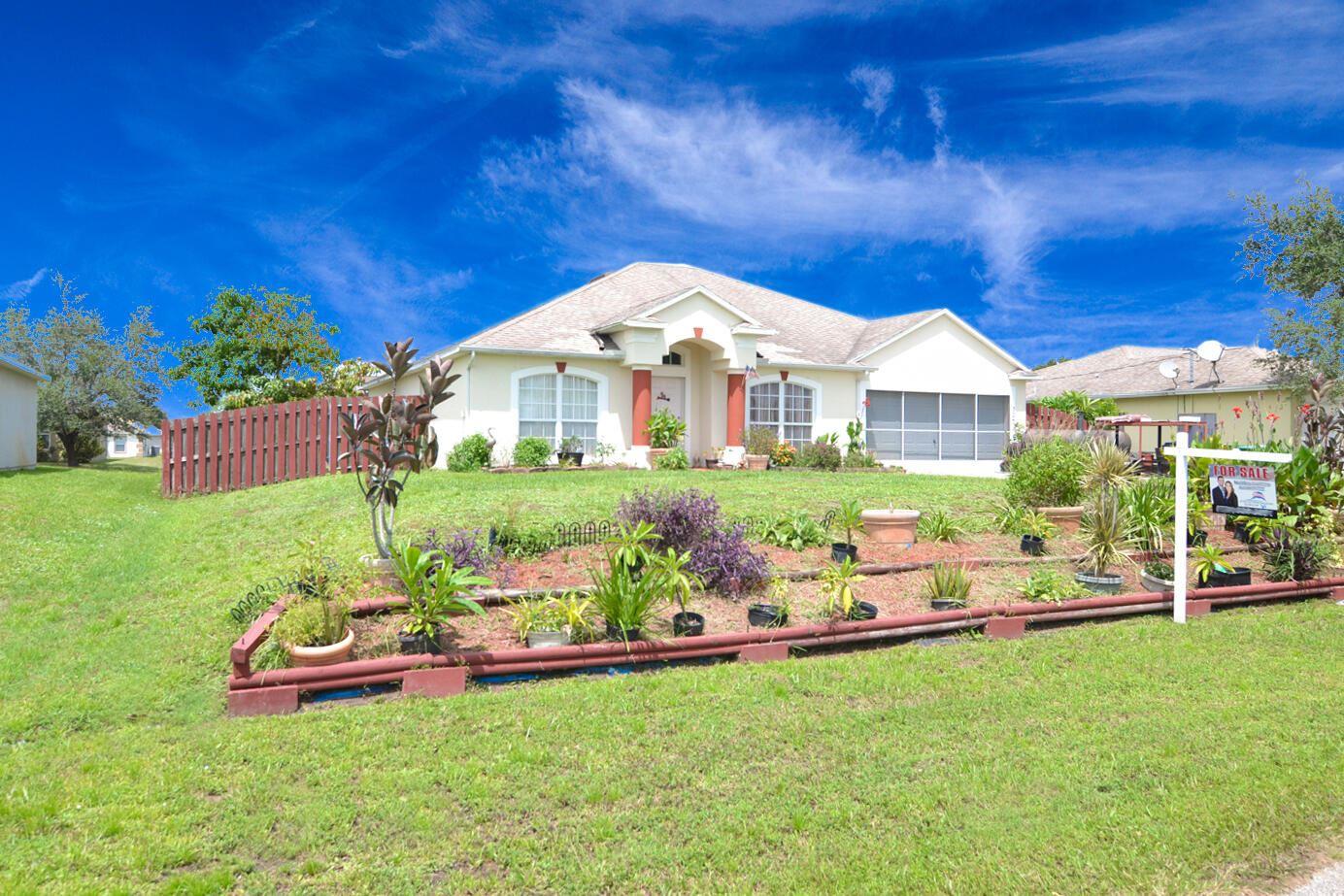 525 SW Laconic Avenue, Port Saint Lucie, FL 34953 - #: RX-10743536