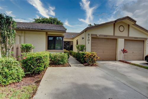 Photo of 8101 Whispering Palm Drive, Boca Raton, FL 33496 (MLS # RX-10644537)