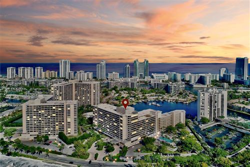 Photo of 500 Three Islands Boulevard #621, Hallandale Beach, FL 33009 (MLS # RX-10733537)