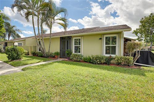 Photo of 4259 Willow Pond Circle #C, West Palm Beach, FL 33417 (MLS # RX-10752537)