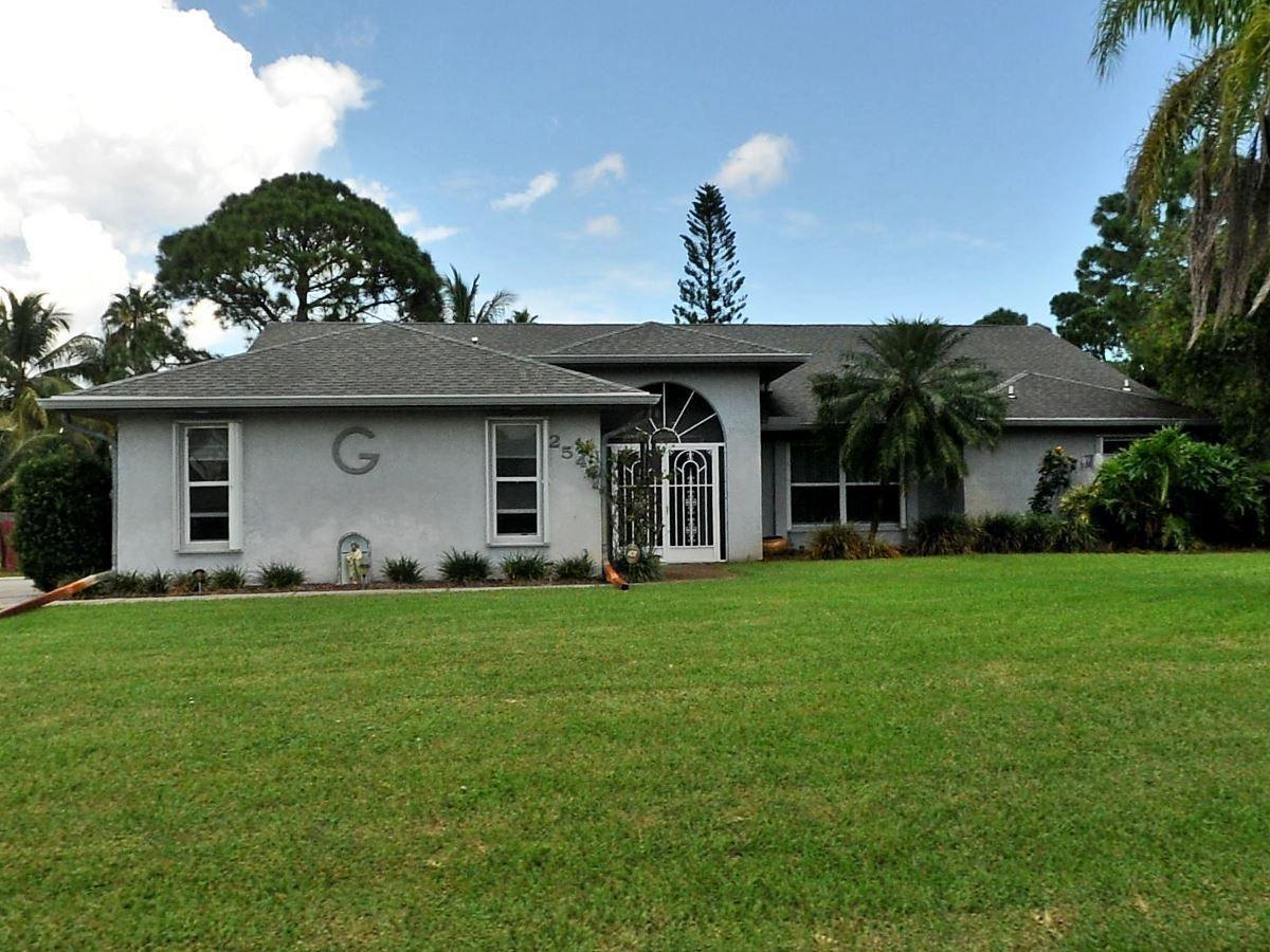 2542 SE Hamden Road, Port Saint Lucie, FL 34952 - MLS#: RX-10568537