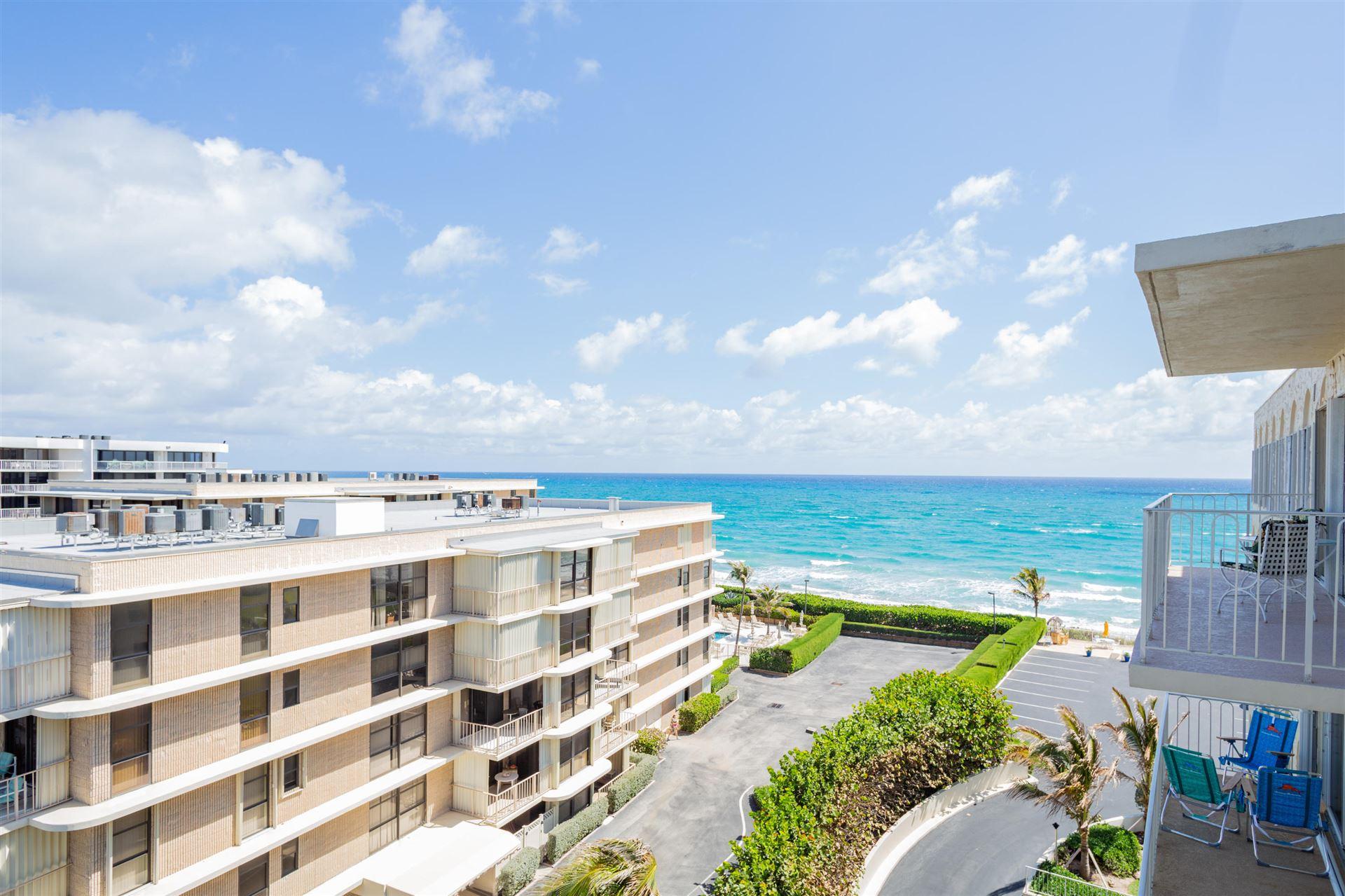 3230 S Ocean Boulevard #D607, Palm Beach, FL 33480 - #: RX-10666537