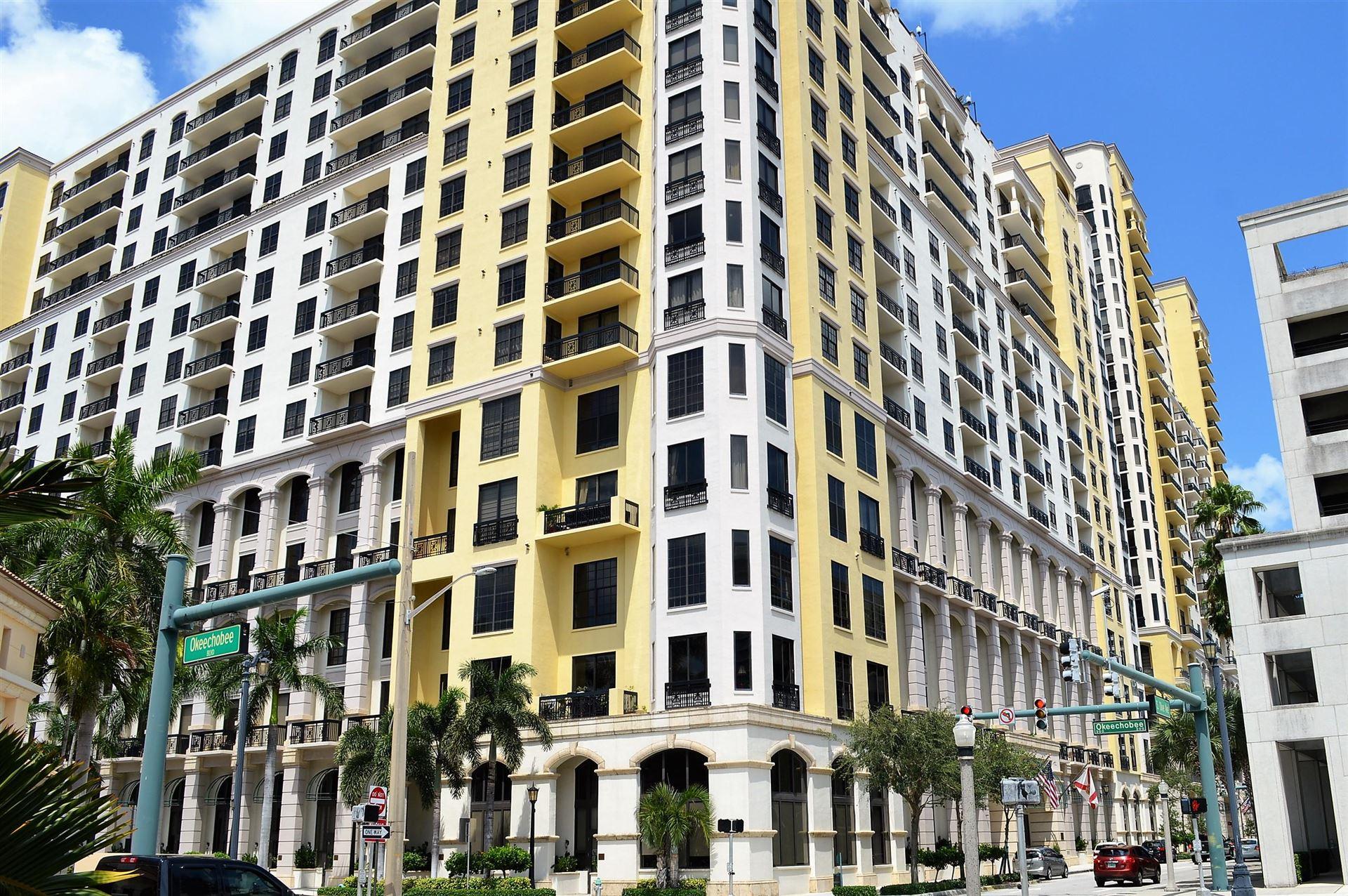 801 S Olive Avenue #1514, West Palm Beach, FL 33401 - #: RX-10620538