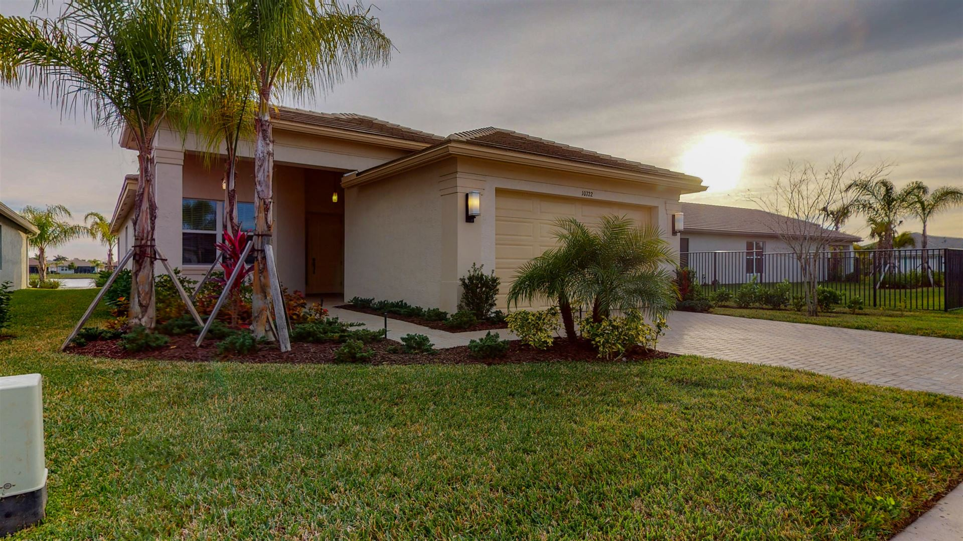 Photo of 10722 SW Sunray Street, Port Saint Lucie, FL 34987 (MLS # RX-10685538)