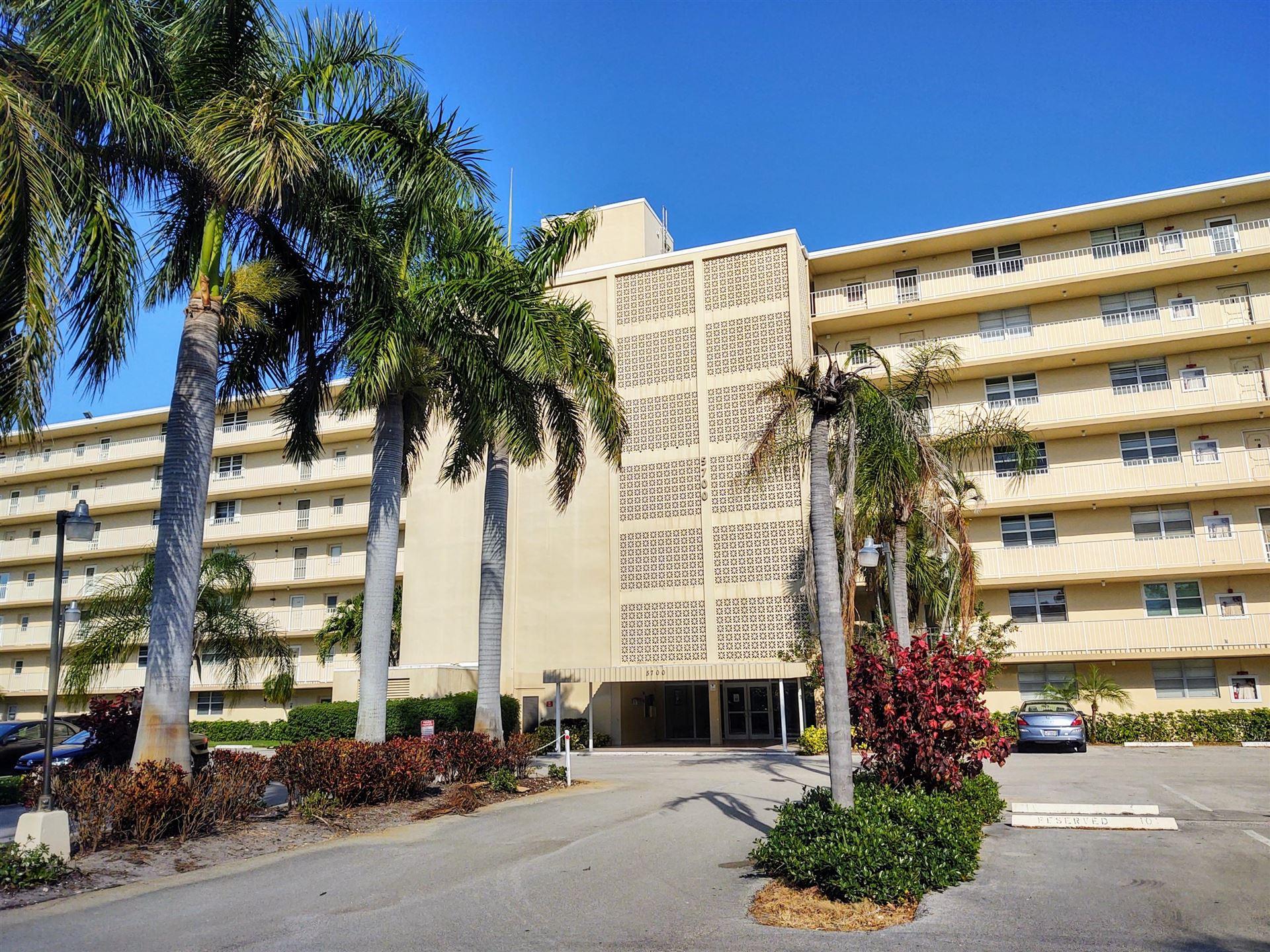 5700 NW 2nd Avenue #605, Boca Raton, FL 33487 - MLS#: RX-10704538