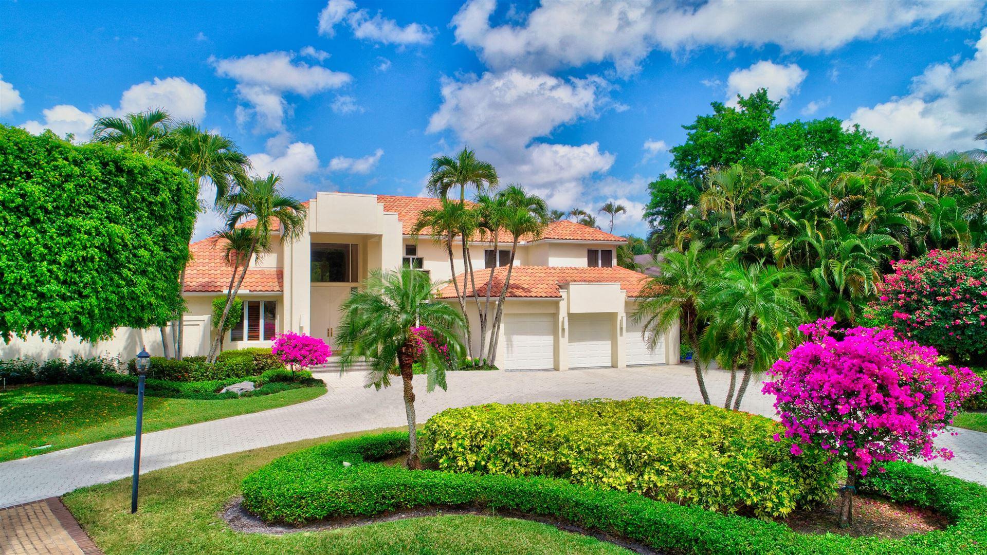 7559 Fairmont Court, Boca Raton, FL 33496 - #: RX-10707538