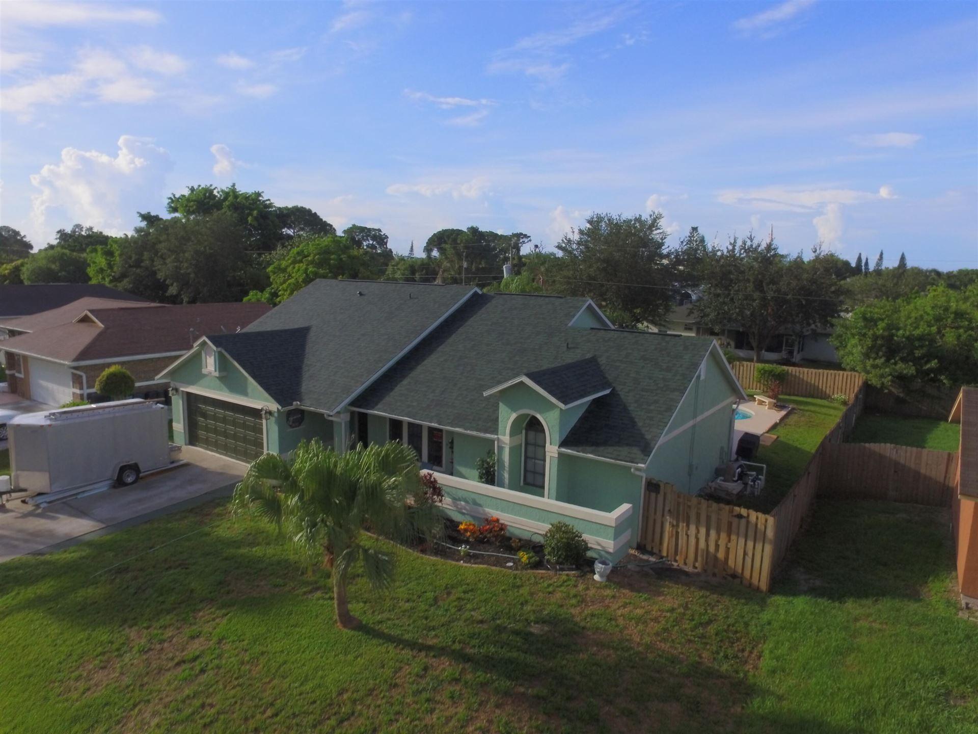 174 SW Dalva Avenue, Port Saint Lucie, FL 34984 - #: RX-10729538
