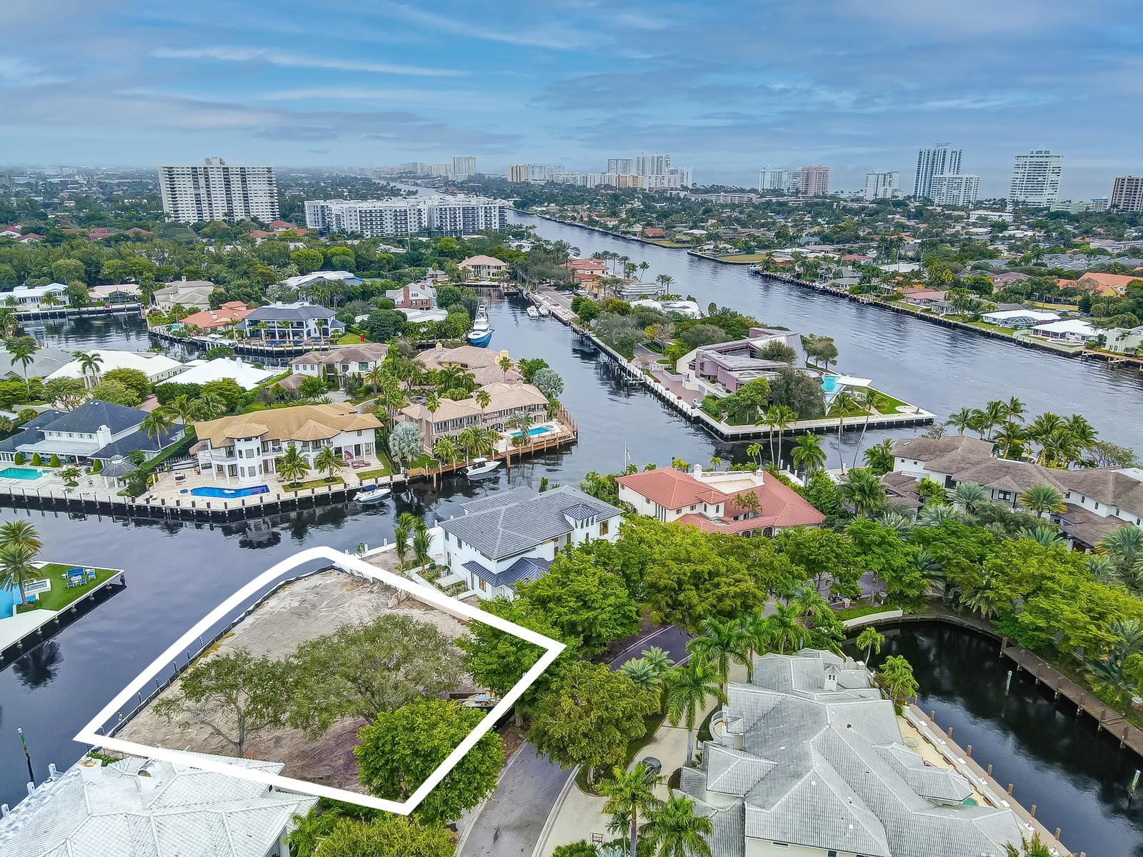 Photo of 111 Bay Colony Drive, Fort Lauderdale, FL 33308 (MLS # RX-10685539)
