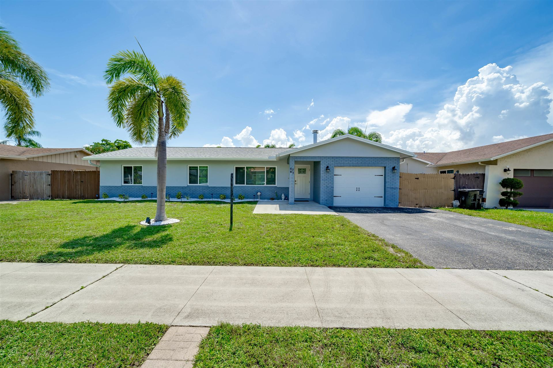 6741 NW 25th Way, Fort Lauderdale, FL 33309 - MLS#: RX-10710539