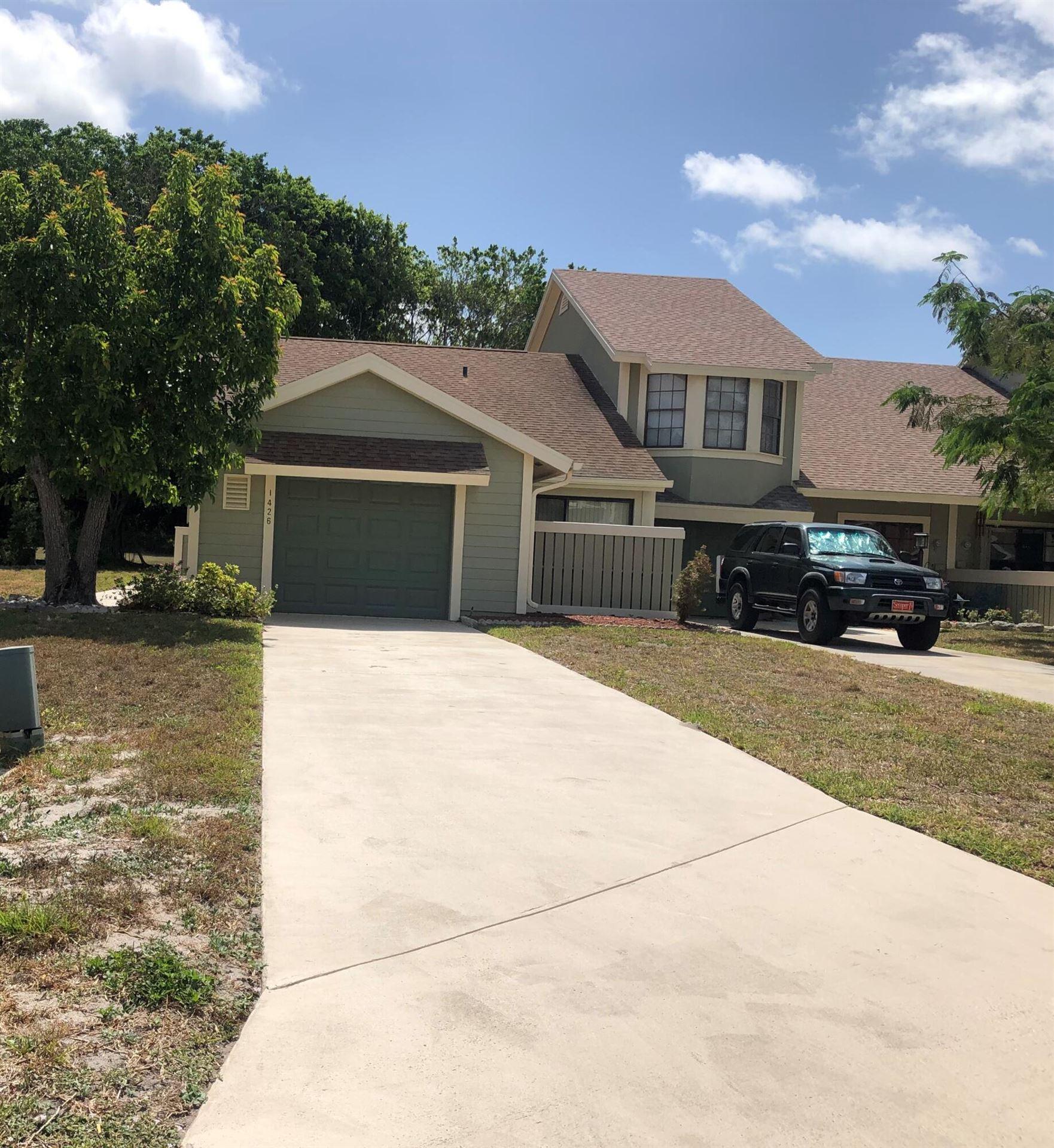 1426 SE Colchester Circle, Port Saint Lucie, FL 34952 - #: RX-10725539