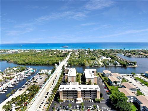 Photo of 740 E Ocean Avenue #401, Boynton Beach, FL 33435 (MLS # RX-10610540)