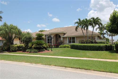 Photo of 10583 S Stonebridge Boulevard, Boca Raton, FL 33498 (MLS # RX-10636540)