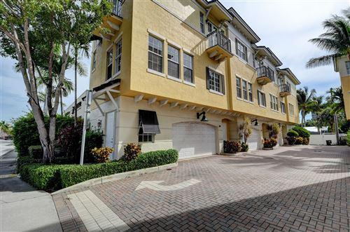 Photo of 285 SE 6th Avenue #F, Delray Beach, FL 33483 (MLS # RX-10656540)