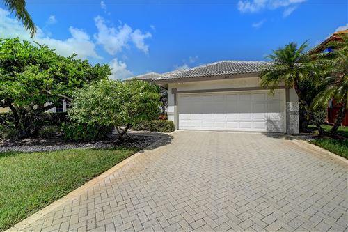 Photo of 22857 La Corniche Way, Boca Raton, FL 33433 (MLS # RX-10744540)