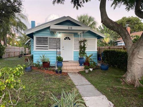 Photo of 216 S L Street, Lake Worth Beach, FL 33460 (MLS # RX-10753540)